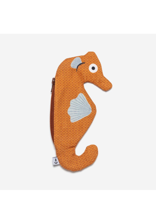 MONEDERO ORANGE SEAHORSE, DON FISHER